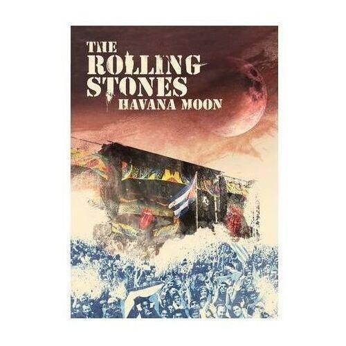 Havana moon [polska cena] - the rolling stones marki Universal music