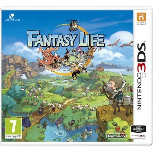 Nintendo Fantasy life 3ds