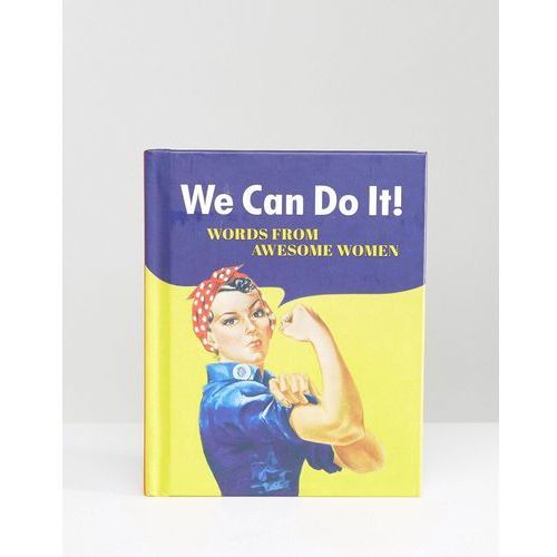 We can do it book full of inspirational quotes - multi marki Books