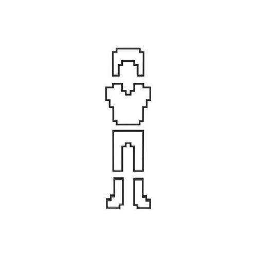 Bio Foremka zbroja Piksele - zestaw