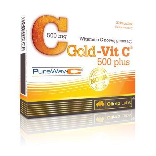 OLIMP Gold-Vit.C 500 Plus 30 kaps., 1586