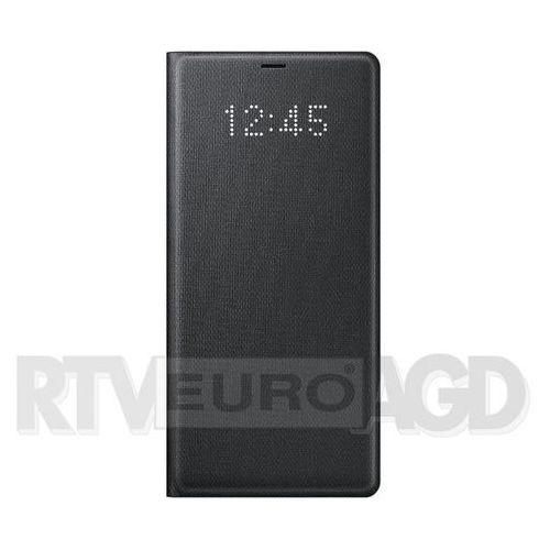 Samsung Galaxy Note8 LED View Cover EF-NN950PB (czarny) - produkt w magazynie - szybka wysyłka! (8806088936178)