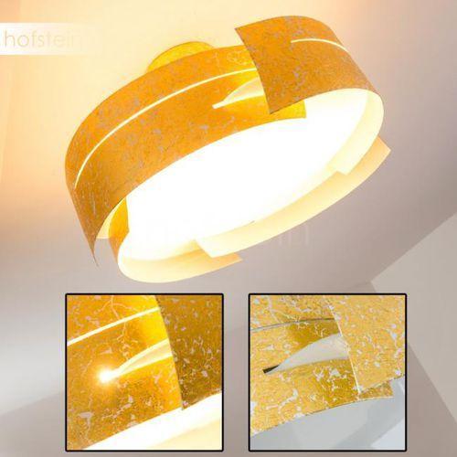 Hofstein Novara lampa sufitowa złoty, 3-punktowe - - design - obszar wewnętrzny - novara -