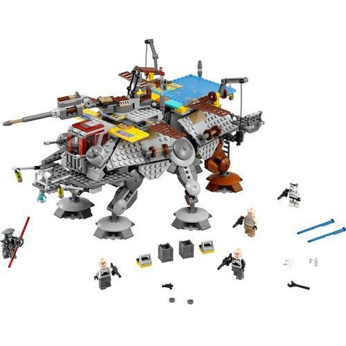Lego Star Wars AT-TE 75157, klocki