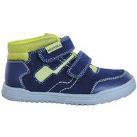 Protetika buty chłopięce Kevin 37 niebieskie/zielone (8585003430655)