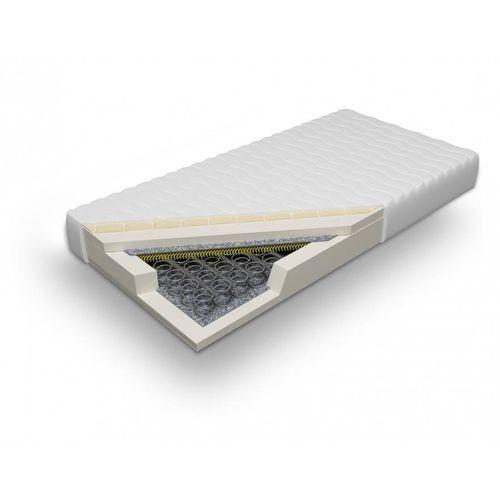 Materac TEMIDA 80x200 bonellowy z pianką lateksową - produkt z kategorii- Materace