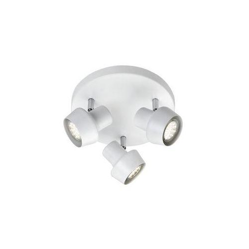 Markslojd Plafon lampa sufitowa urn 106086 okrągła oprawa natynkowa regulowane reflektorki białe