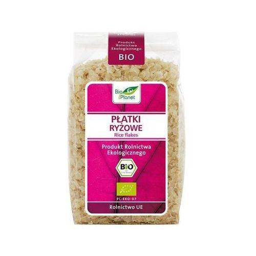 : płatki ryżowe bio - 300 g marki Bio planet