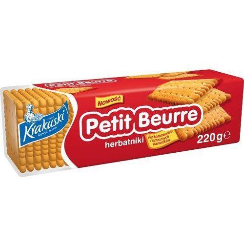KRAKUSKI 220g Petit Beurre Herbatniki