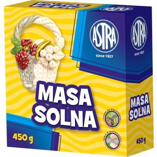 Astra papiernicze Masa solna 0,45kg z zestawem farb