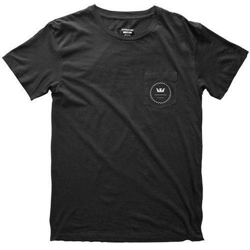 Supra Koszulka - wreath premium pocket tee black (blk) rozmiar: xl