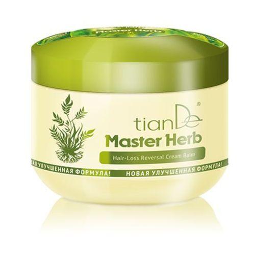 Kremowa odżywka przeciw łysieniu, TianDe 500 g.