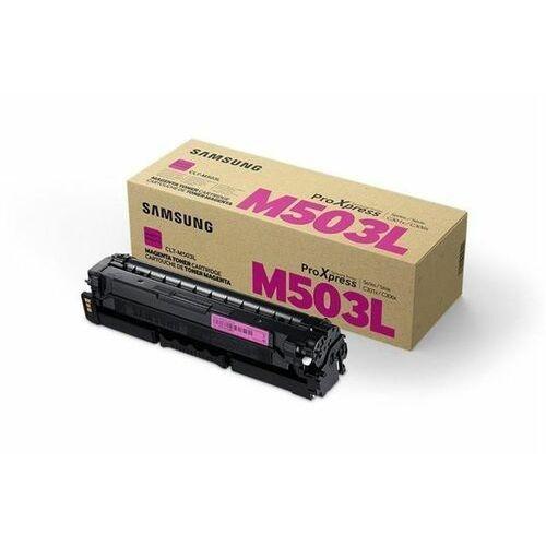 Toner oryginalny CLT-M503L do Samsung C3010 C3060 / 5000 stron / H-Yield Magenta