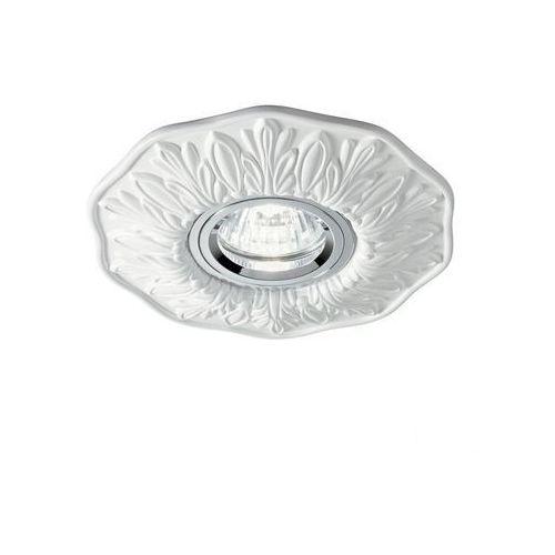 Ideal lux Oprawa wpuszczana 1xgu10/50w/230v biały (8021696115597)