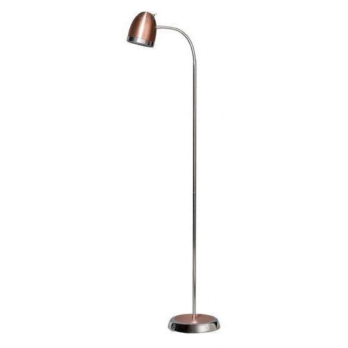 Lampa podłogowa harley miedź marki Eth