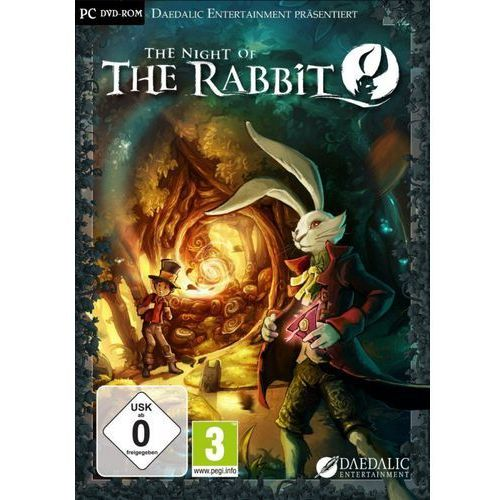 OKAZJA - The Night of the Rabbit (PC)
