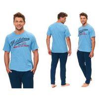 Piżama męska borys: jeans marki Dobranocka