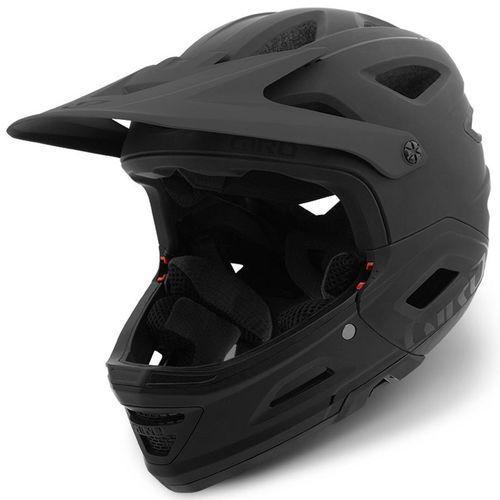 Giro switchblade mips kask rowerowy czarny 59-63 cm 2019 kaski rowerowe