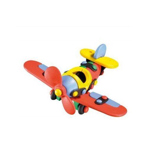Zestaw do składania mic-o-mic wesoły konstruktor mały samolot marki Mic-o-mic - zabawki konstrukcyjne