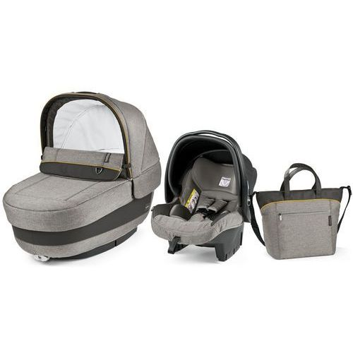 Peg-perego Peg-pérego zestaw set elite luxe grey (8005475372487)