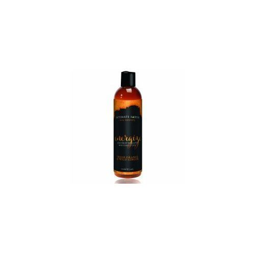 Intimate Earth - Energize Massage Oil 120 ml (8543970061104)