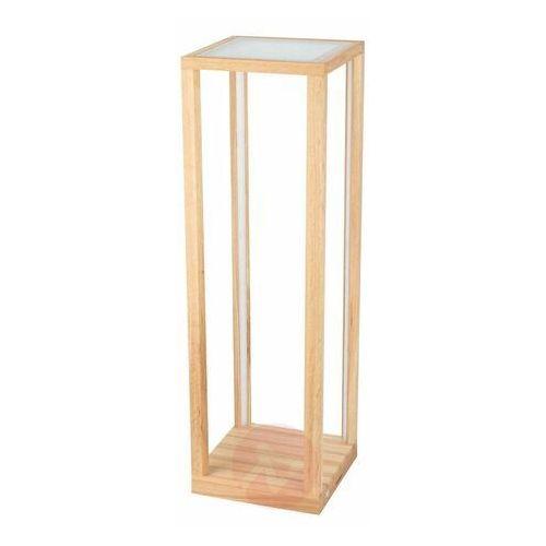Tavoli glass stojąca spot-light 8883974 drewno dębowe/szkło/akryl marki Spot light