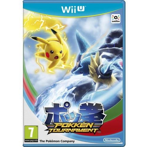 Pokkén Tournament (Wii U)