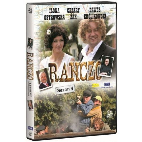 Ranczo sezon 4 - robert brutter marki Telewizja polska - OKAZJE