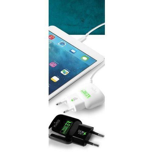 Mini Travel Fast Charger- Ładowarka Apple 2.4A złącze Lightning MFi (biały) z kategorii Ładowarki do telefonów