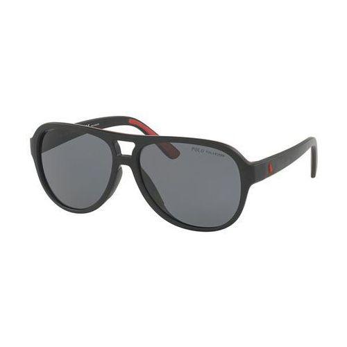 Okulary Słoneczne Polo Ralph Lauren PH4123 Polarized 500181