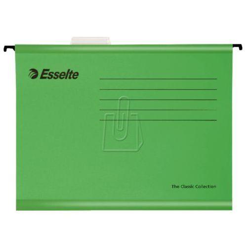 Teczka zawieszana Pendaflex Esselte zielona 90318