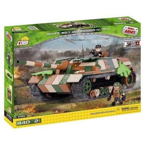Armia Jagdpanzer IV L/70 (V) - niemiecki niszczyciel czołgów