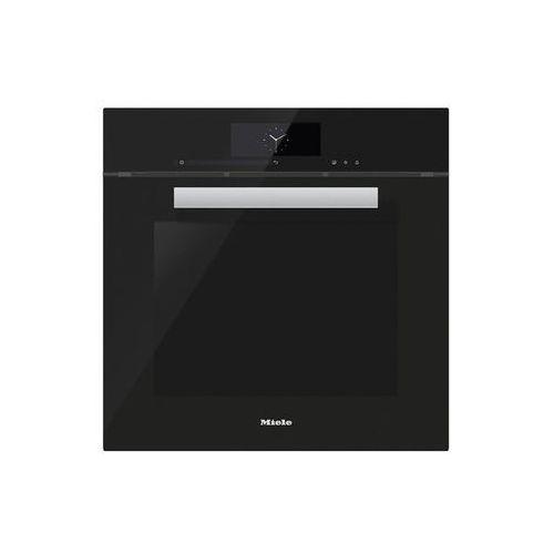 Miele urządzenie do gotowania na parze z kuchnią mikrofalową dgm 6800 obsidian black dgm 6800