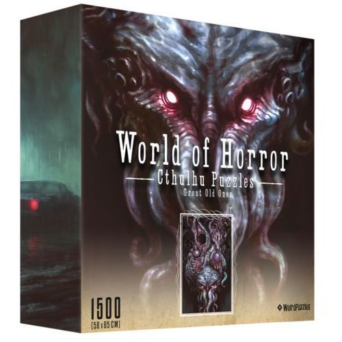 Puzzle World of Horror - Cthulhu - Great Old Ones - CDP.pl