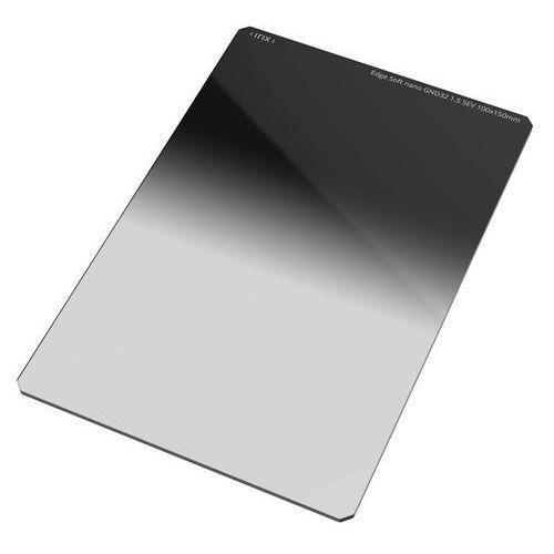 Filtr połówkowy szary edge 100 nano ir nd32 / nd 1.5 grad soft (100x150) marki Irix