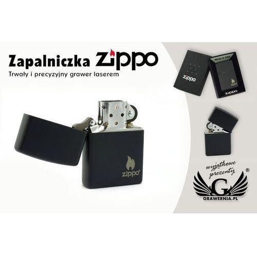 Zapalniczka ZIPPO Flame - produkt z kategorii- Papierośnice i pudełka na cygara
