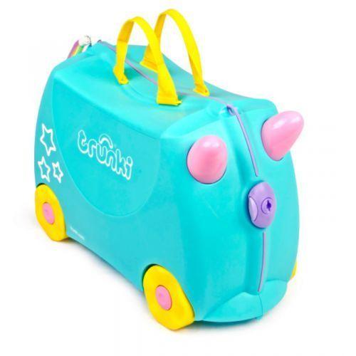 walizka + jeździk jednorożec - unicorn marki Trunki