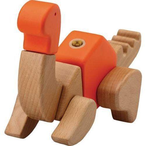 Kreatywny zestaw konstrukcyjny dla dzieci Dinozaur