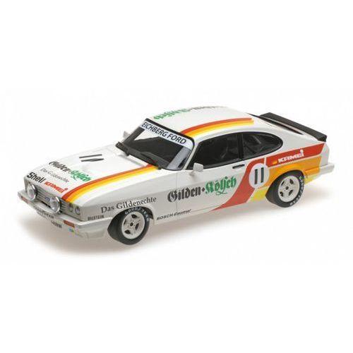 Minichamps Ford capri 3,0 gilden kolsch racing team #11 gartmann/ludwig/niedzwiedz winner 24h nurburgring 1982 (4012138141148)