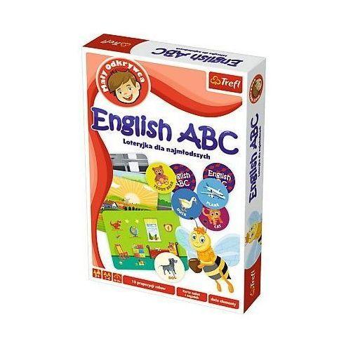 Gra English ABC +DARMOWA DOSTAWA przy płatności KUP Z TWISTO
