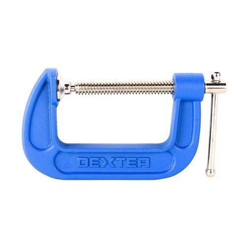 Dexter Ścisk stolarski typu c 75 mm (3276000713272)