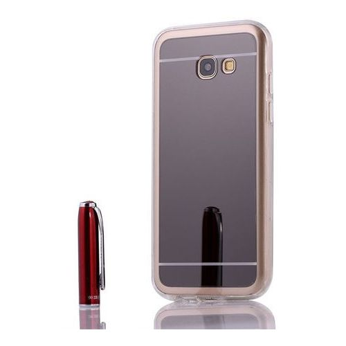 Slim Mirror Case Szary | Etui dla Samsung Galaxy A3 2017 - Szary
