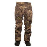 Sessions Spodnie - squadron pant camo fatigue (cft) rozmiar: s