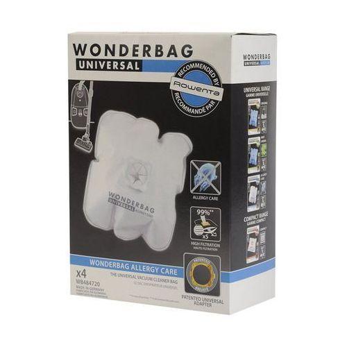 Worki wonderbag (4szt.) do odkurzacza wb484720 marki Rowenta