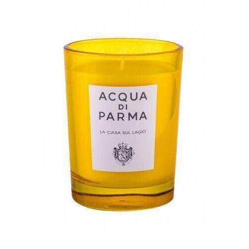 la casa sul lago świeczka zapachowa 200 g unisex marki Acqua di parma