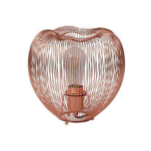 Lucide WIRIO Lampa stołowa Miedź, 1-punktowy - Nowoczesny - Obszar wewnętrzny - WIRIO - Czas dostawy: od 4-8 dni roboczych (5411212201416)