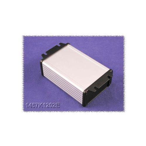 Hammond electronics Obudowa uniwersalna 1457k1202e  1457k1202e aluminium naturalny 120 x 84 x 44 1 szt., kategoria: pozostała elektryka