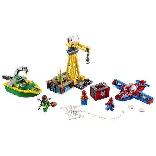 LEGO Super Heroes 6251529 Doktor Octopus - skok na diamenty