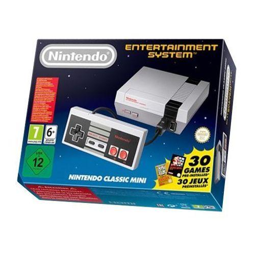 Konsola Nintendo Classic Mini. Najniższe ceny, najlepsze promocje w sklepach, opinie.