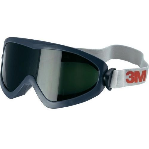 Okulary ochronne 2895S 3M 2895s Szkła poliwęglanowe EN 169:2002
